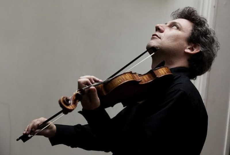 25th January, violinist David Grimal joins the OSRM to perform Beethoven classics in Murcia