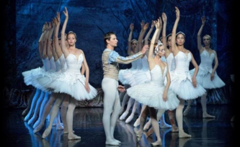 26th January 2019 Russian Imperial Ballet at the Auditorio Víctor Villegas in Murcia