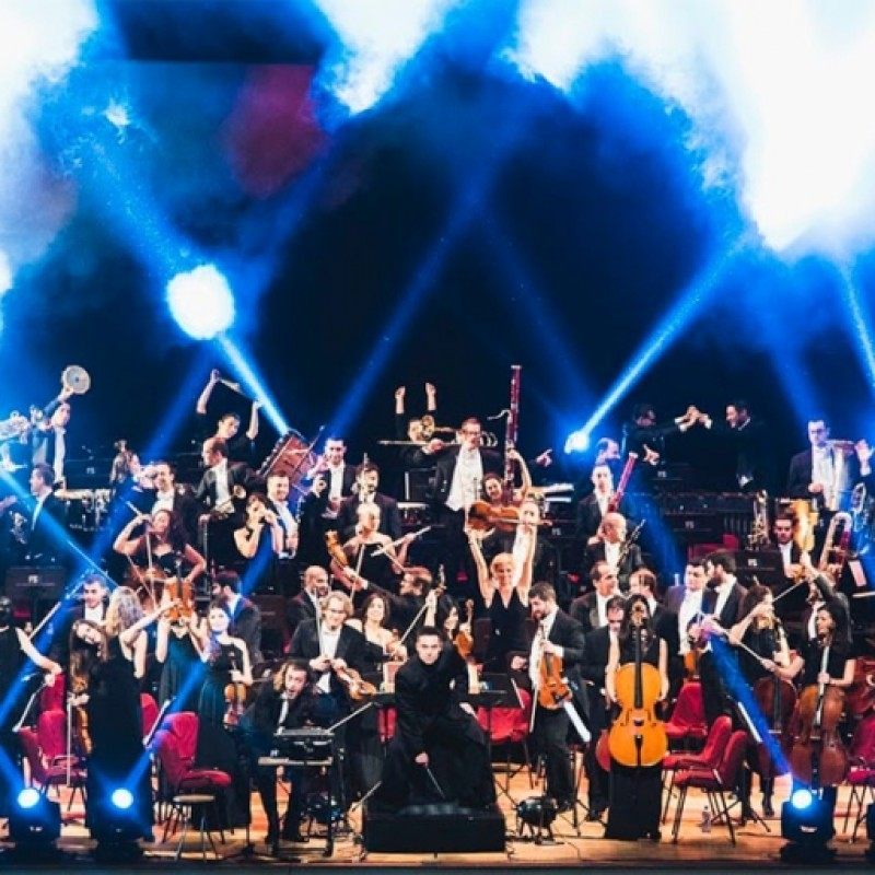 27th January, film music by John Williams at the Auditorio Víctor Villegas in Murcia