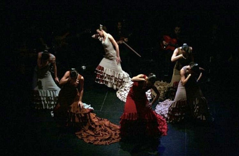 26th April 2019: La Zapatera Prodigiosa with the Compañía Murciana de Danza at the Murcia Auditorium