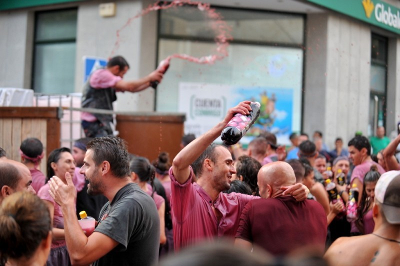 Annual fiestas in the municipality of Jumilla