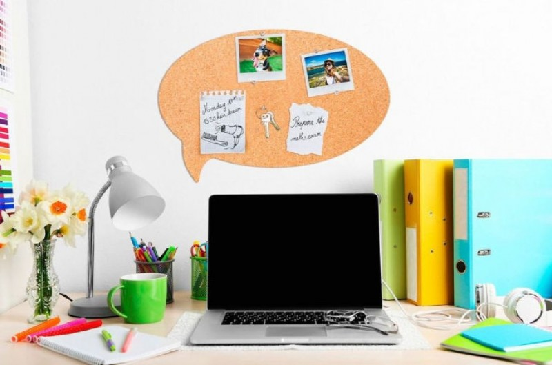 15th September, free workshops at Leroy Merlin in Murcia and Cartagena: make your own cork board and personalize your work space