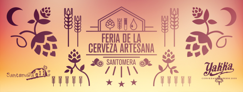 21st and 22nd September 3rd Artisan Beer Festival in Santomera