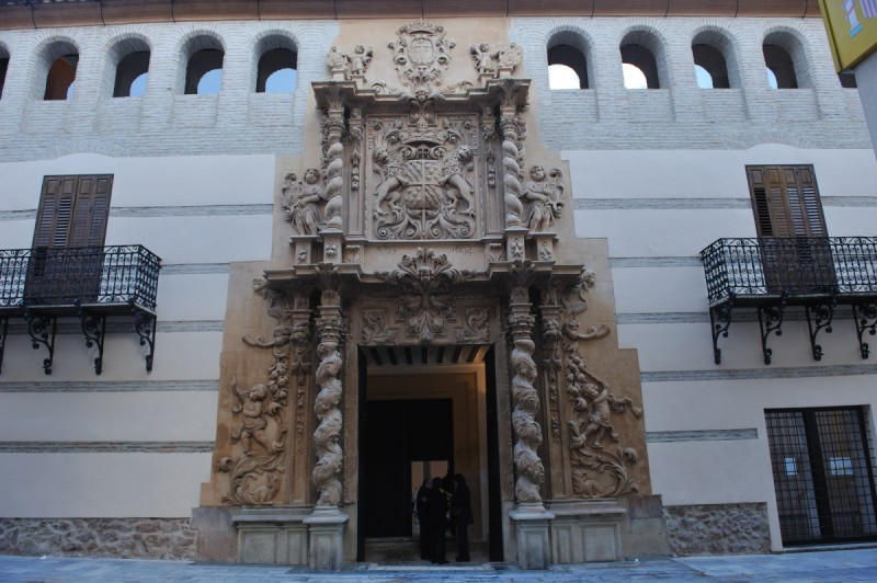 29th September Lorca: Free guided tour of historical Lorca city centre