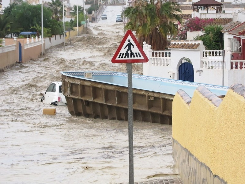 <span style='color:#780948'>ARCHIVED</span> - Gota fría warning this weekend in Murcia: what to expect and precautions to take