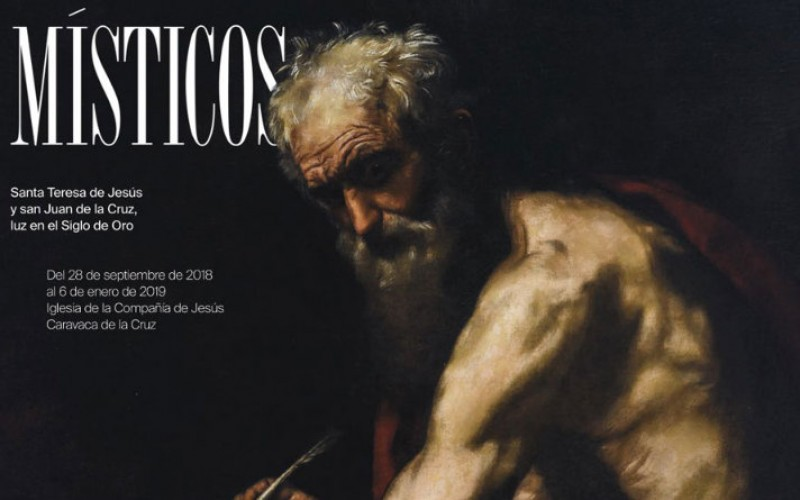 "28th September to 6th January, ""Místicos"", religious art exhibition in Caravaca de la Cruz"