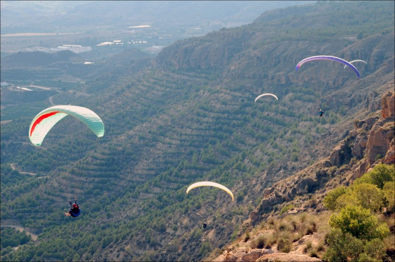 10th to 17th September What's on Alhama de Murcia