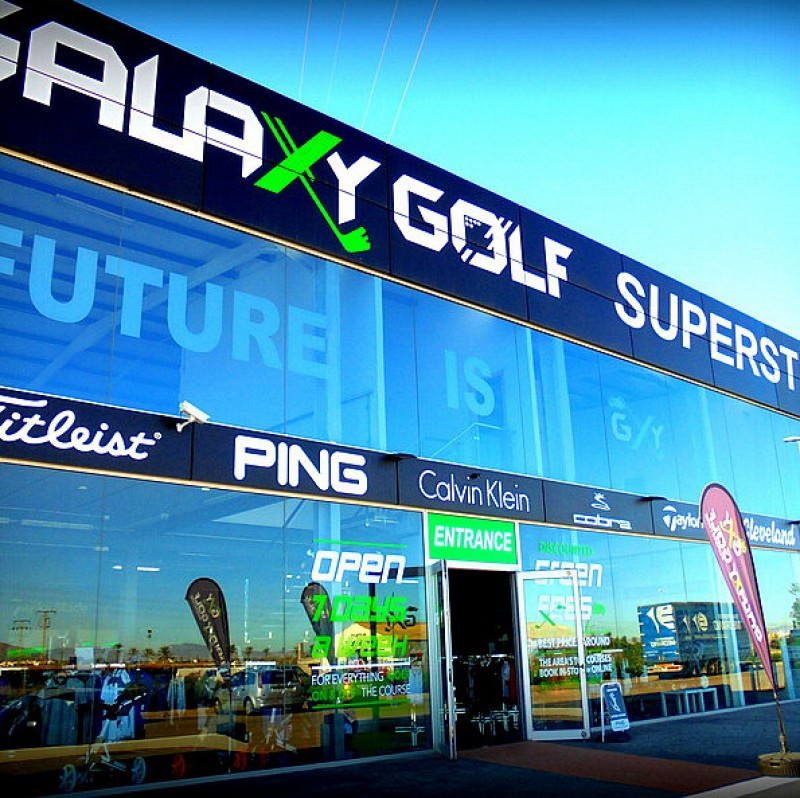 Get ready for Golf this Autumn & Winter at Galaxy Golf with great deals on the new autumn and winter collection!