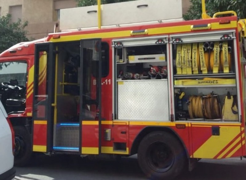 Controversy in Sevilla: man charged 115 euros after the fire brigade rescues a cat