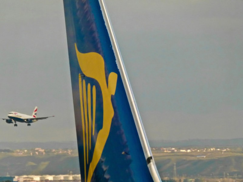 Aena reportedly counting on Ryanair transfer to Corvera airport