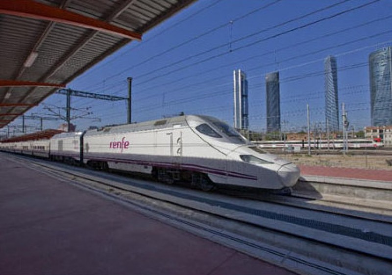 Train journeys between Murcia and Madrid shortened by 30 minutes