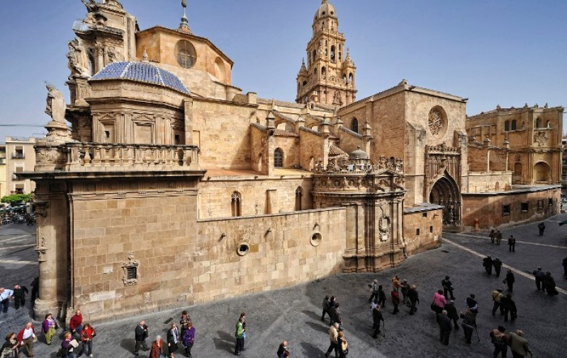 3rd November: Murcia classic tour, a free guided tour of historic Murcia City