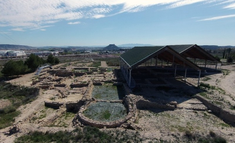 Every Sunday in October and November: Free guided tour of Villaricos Roman Villa In Mula