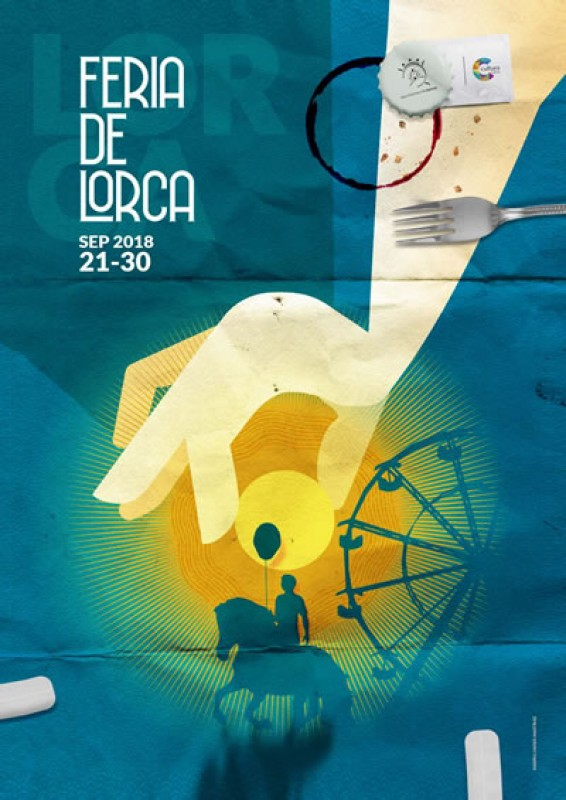 Friday 21st to Sunday 23rd; First weekend of Lorca Feria 2018