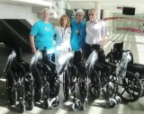 Help Murcia Mar Menor donate wheelchairs to Los Arcos hospital