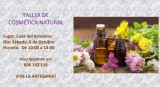 6th October Natural cosmetics workshop in Jumilla