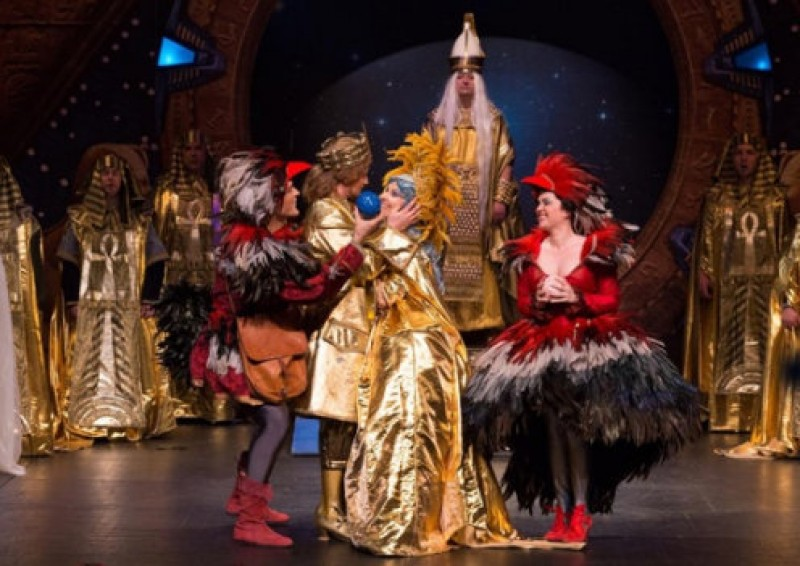 22nd October Opera in Lorca: The Magic Flute by Mozart