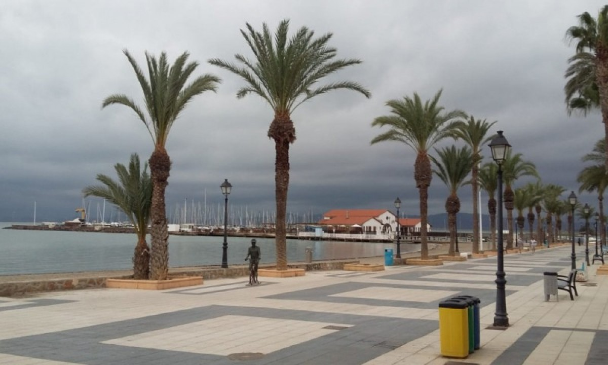 Autumn arrives in the Costa Cálida: showers and temperatures below 30 on Tuesday!