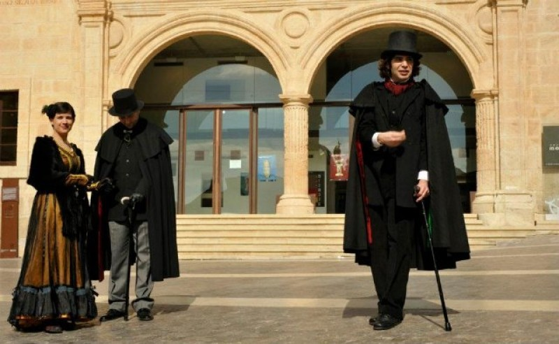 2nd December Jumilla: Free guided theatrical tour of historical Jumilla
