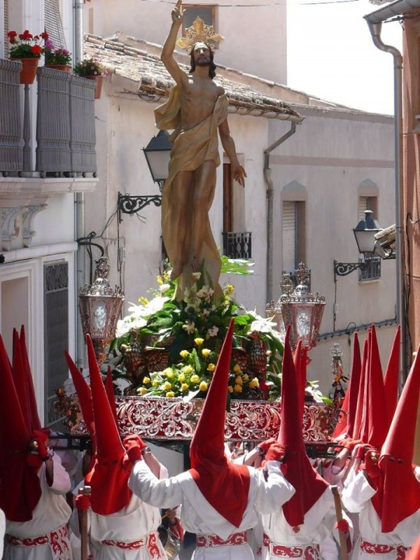 12th to 21st April 2019 Semana Santa in Jumilla
