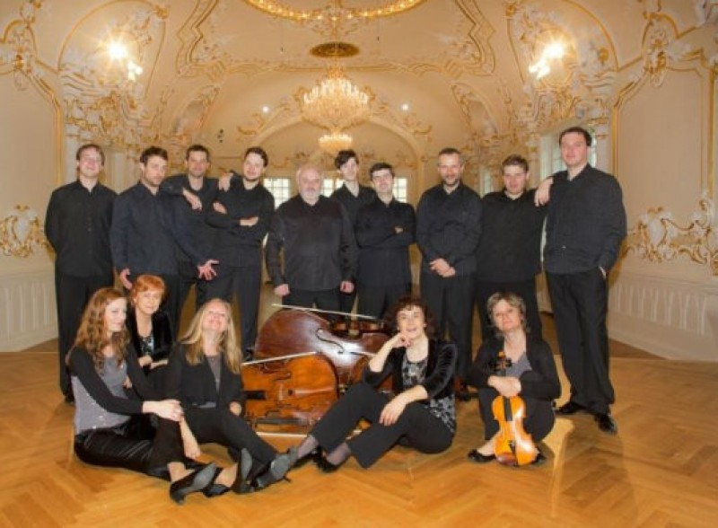 21st October, the Slovakian Chamber Orchestra at the Auditorio Víctor Villegas in Murcia
