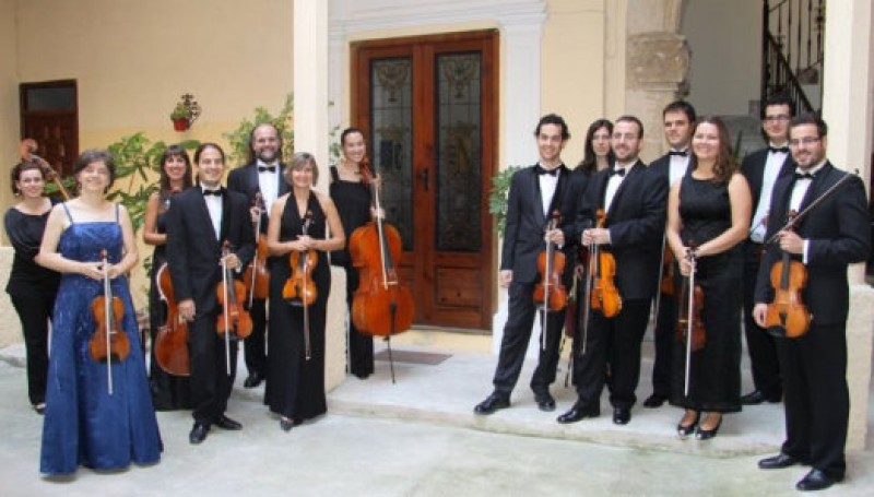 4th February, Il Concerto Accademico at the Auditorio Víctor Villegas in Murcia
