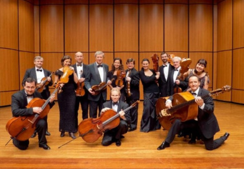 27th May, the Praga Camerata at the Auditorio Víctor Villegas in Murcia