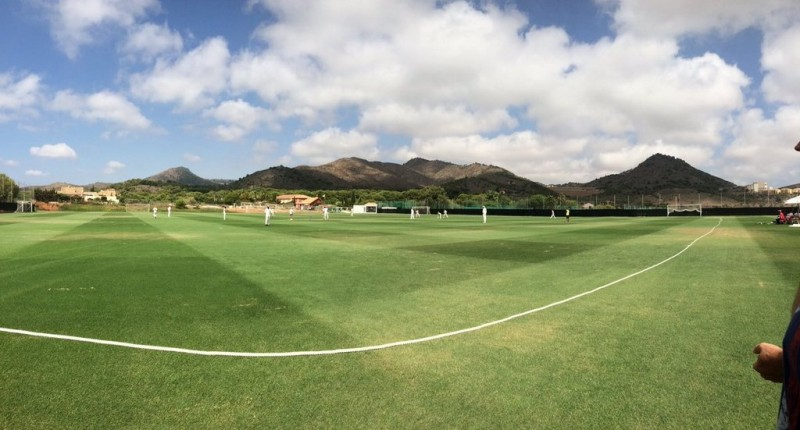 Image result for la manga spain cricket