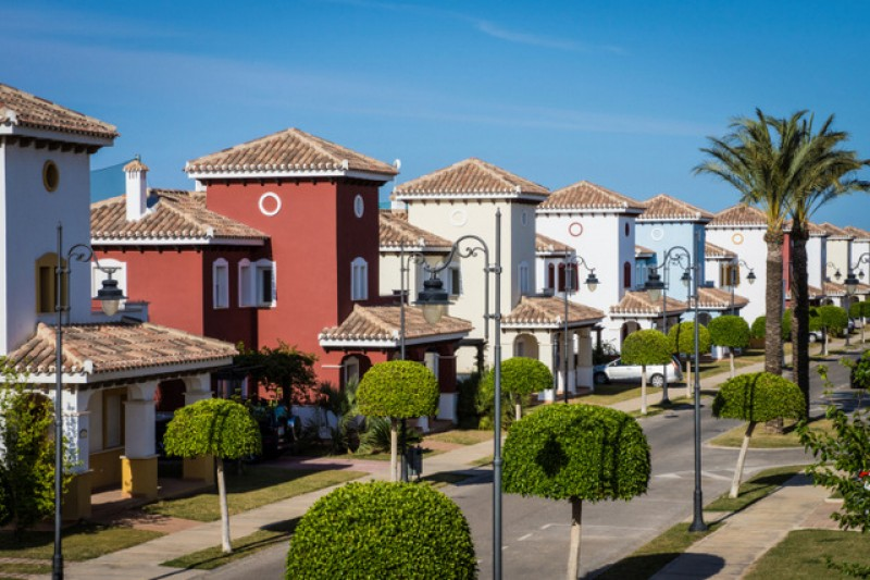 7.9 per cent rise reported in Murcia property values!