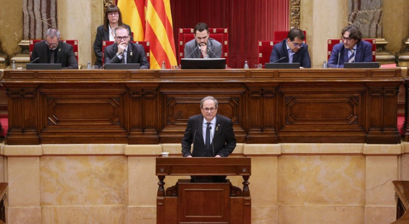 Catalan independence conflict close to boiling point again