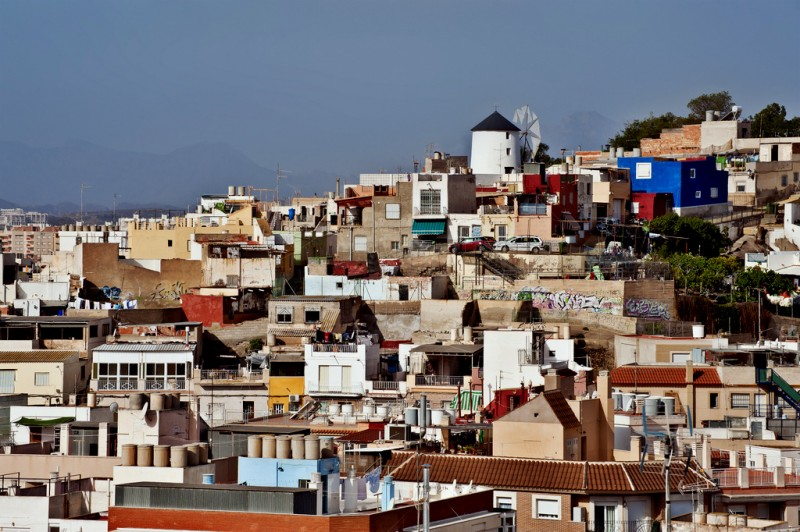 What's on Águilas in October