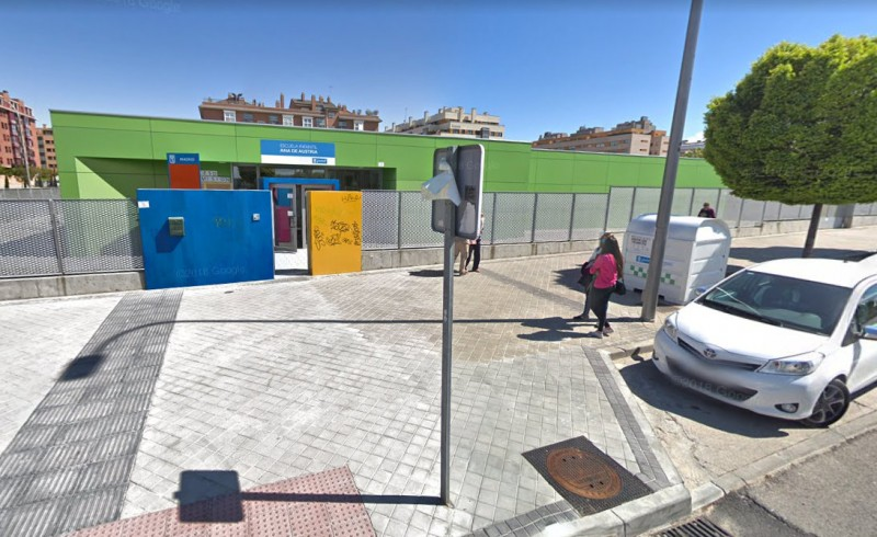 Madrid toddler dies after being left in the car for 7 hours: distraught father freed