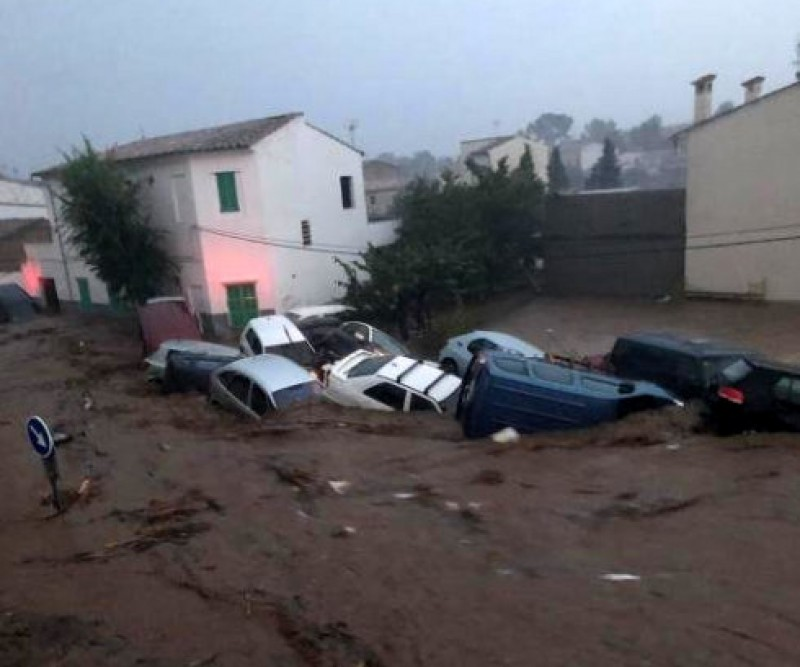 Two Britons among 5 dead in Mallorca flood catastrophe
