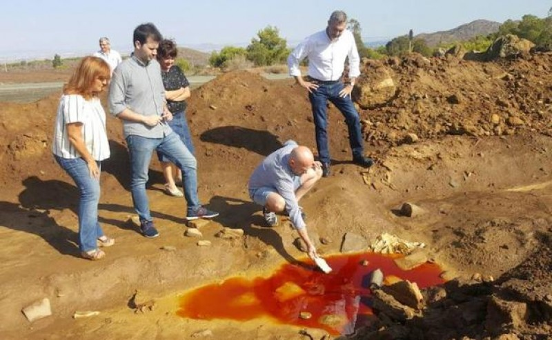 85 million euros budgeted for decontamination of abandoned mines in Murcia