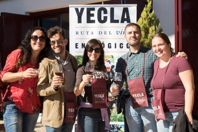 <span style='color:#780948'>ARCHIVED</span> - 10th and 11th November, European Wine Tourism Day celebrations in Yecla