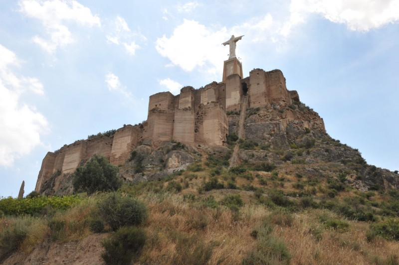 Plans for huge Wolf King fortress and archaeology park outside Murcia