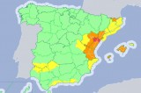 1,000 emergency staff mobilized for possible gota fría storms in Murcia
