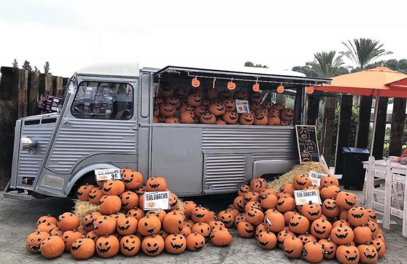 <span style='color:#780948'>ARCHIVED</span> - 28th October, special Halloween edition of the Rin Ran Market in El Palmar