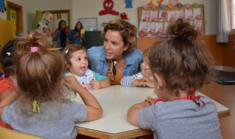 <span style='color:#780948'>ARCHIVED</span> - Murcia kindergartens giving classes in English to pre-school infants