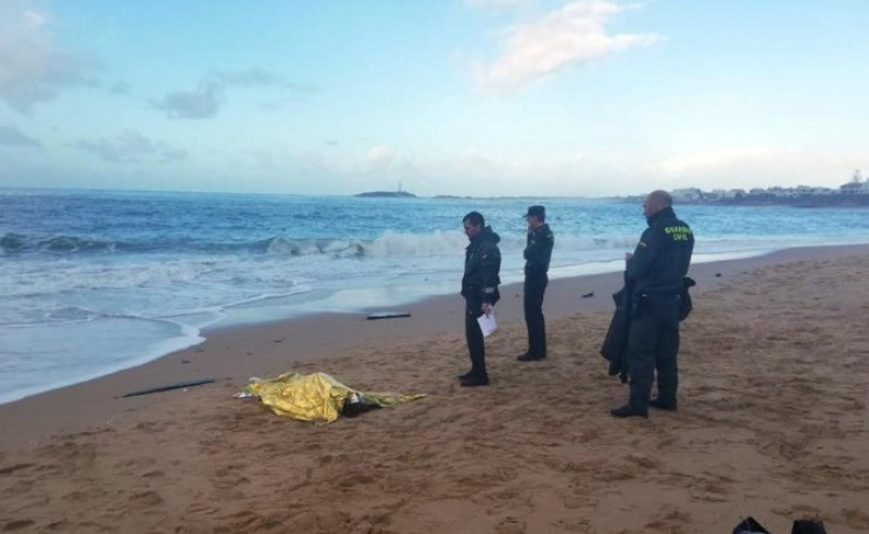 <span style='color:#780948'>ARCHIVED</span> - At least 17 African migrants dead after sinkings in Cádiz and Melilla