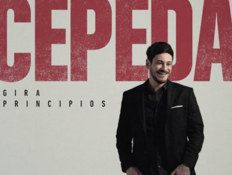 <span style='color:#780948'>ARCHIVED</span> - 12th January, Luis Cepeda live in concert at the Auditorio Víctor Villegas in Murcia