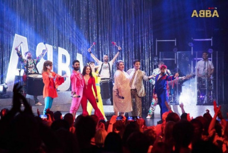 1st to 3rd February, ABBA Live TV tribute show at the Auditorio Víctor Villegas in Murcia