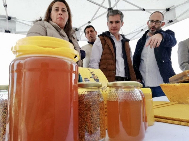 <span style='color:#780948'>ARCHIVED</span> - New honey processing and jarring plant in Albudeite will serve all of south-east Spain