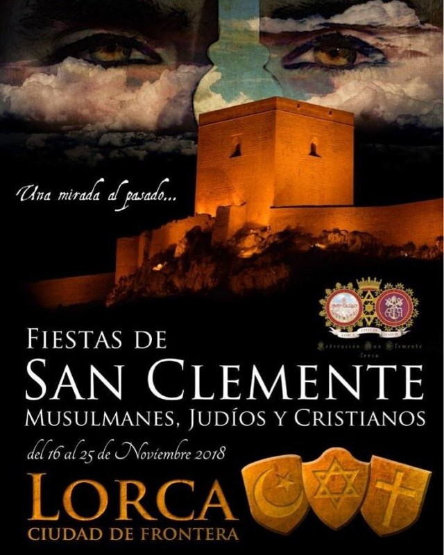 16th to 25th November Fiestas of San Clemente in Lorca