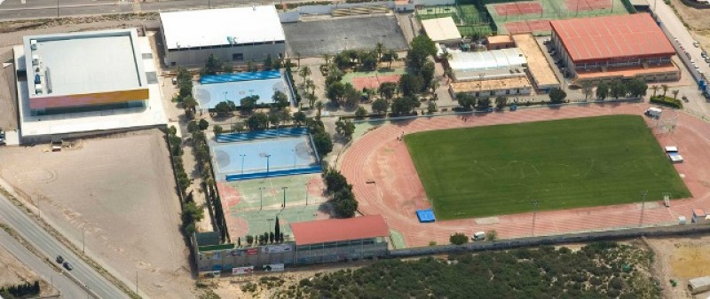 Sports facilities in Águilas