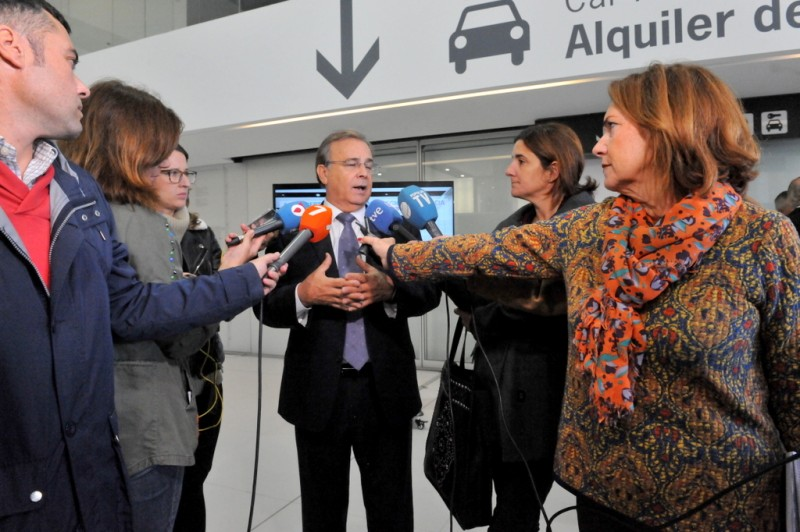 <span style='color:#780948'>ARCHIVED</span> - Four bus services will connect Corvera airport to the remainder of the Murcia region