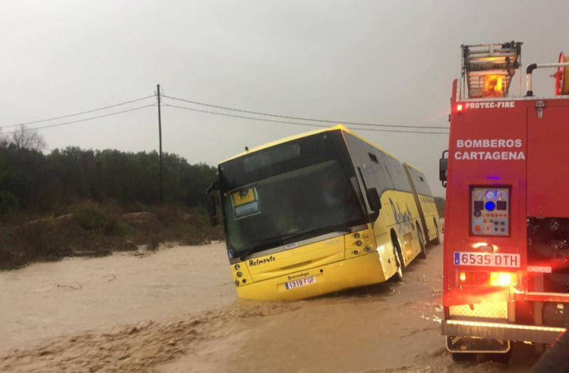 ! Murcia Today - 70 Children Rescued From Cartagena School ...