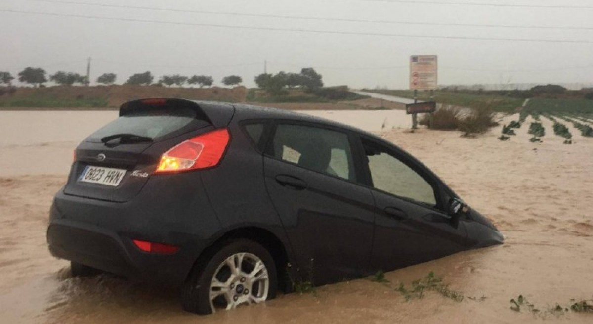 More flooding possible as much of Murcia remains on yellow alert