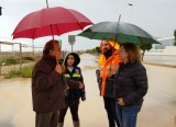 Roads still closed due to flooding in Murcia