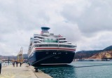 """""""Mystery cruise"""" liner brings 1,400 visitors to Cartagena"""